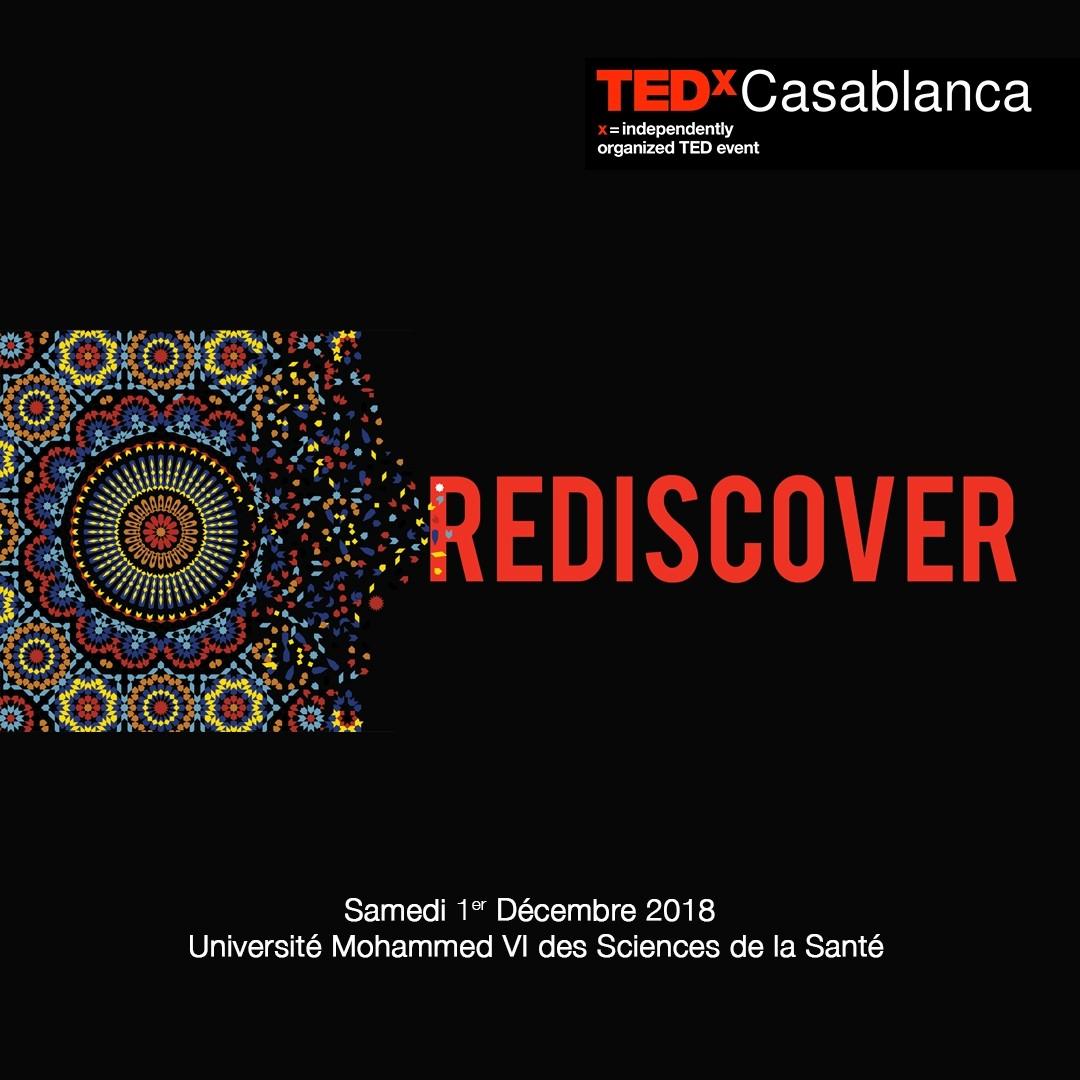 Billet TEDxCasablanca