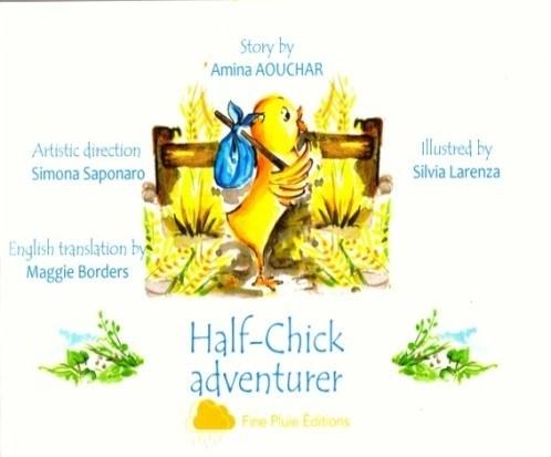 Half  Chick  adventurer