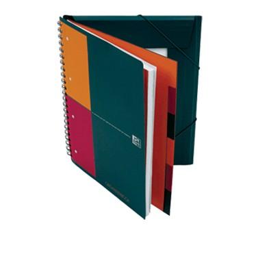 Cahier Oxford Organizer Book A4+ / 160 pages quadrillées
