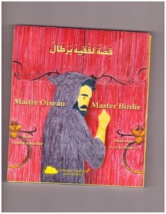 Maitre Oiseau (Coffret trilingue, français, arabe, anglais)